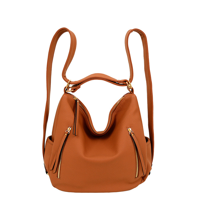 Leia Convertible Hobo / Backpack - Mellow World