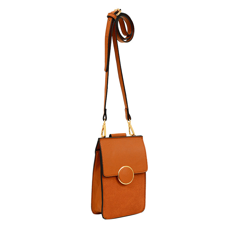 Kris Cell Phone Bag Crossbody - Mellow World