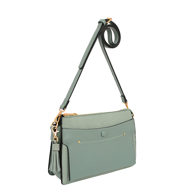 Stacey Tonal Crossbody - Mellow World