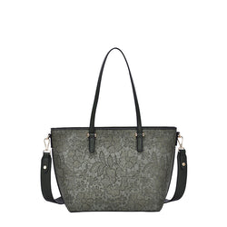 Ivy Floral Stitch Tote - Mellow World