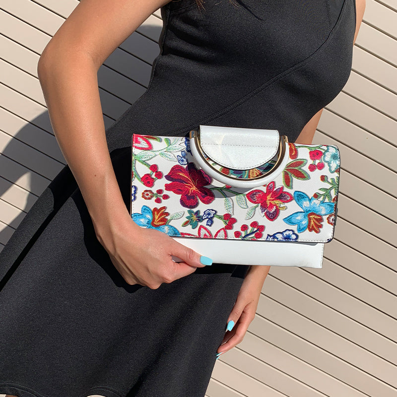 Primerose Crossbody/Clutch - Mellow World