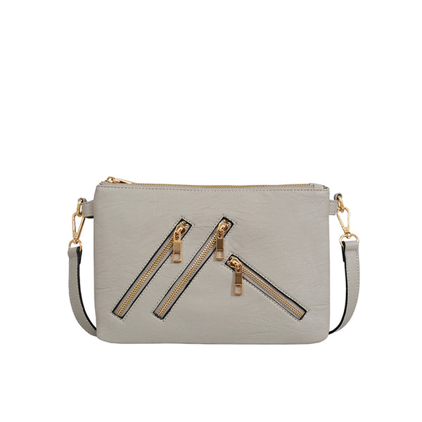 Laurie Zipper Crossbody - Mellow World