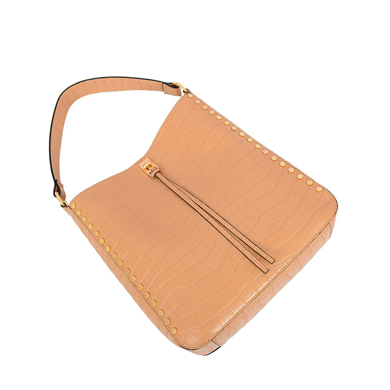 Crocco Shoulder Bag - Mellow World