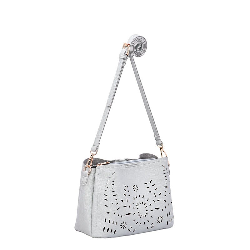 Arli Perforated Crossbody - Mellow World