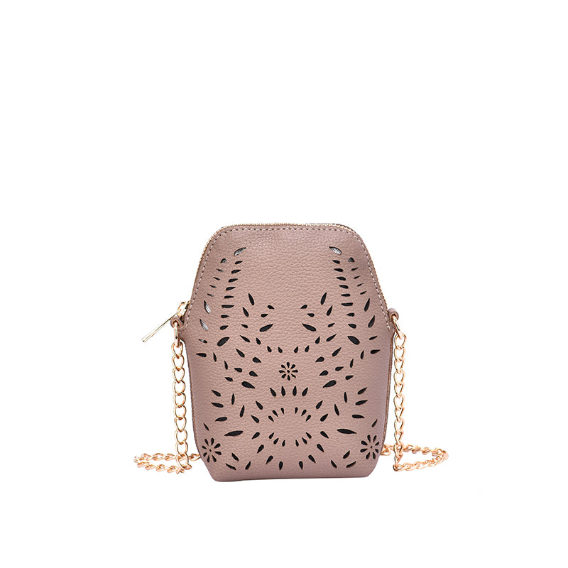 Arla Perforated Crossbody - Mellow World