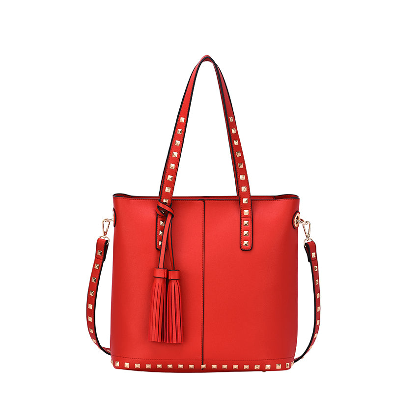 Diana Stud Tote - Mellow World