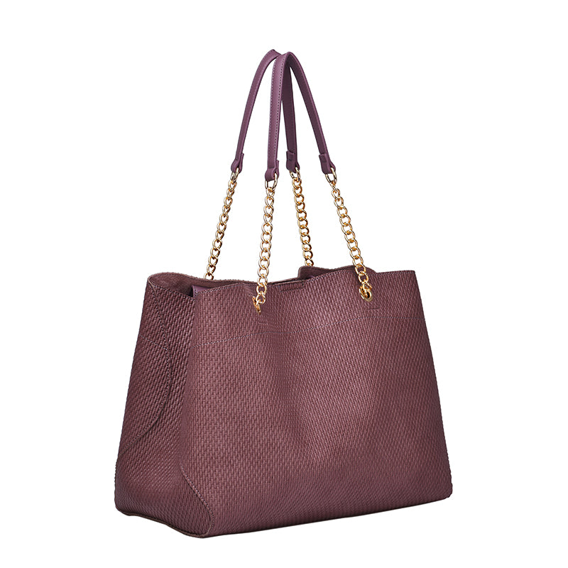 Chambray Tote - Mellow World