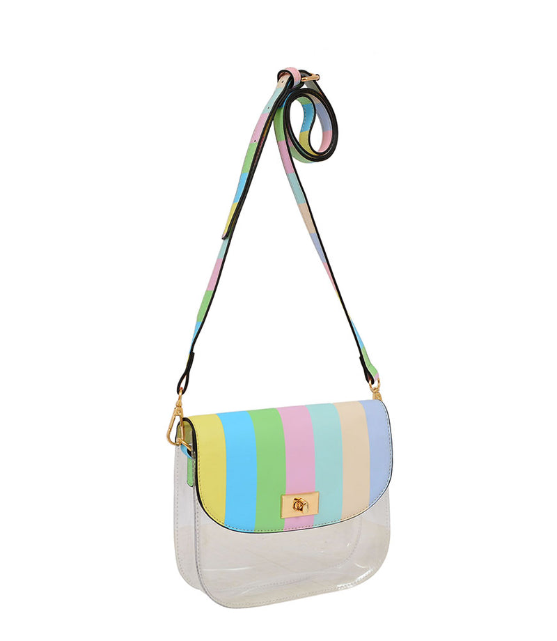 Radley Transparent Crossbody - Mellow World