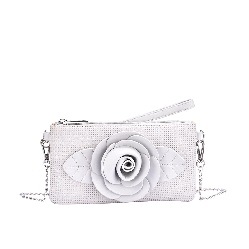 Arina Flower Crossbody - Mellow World
