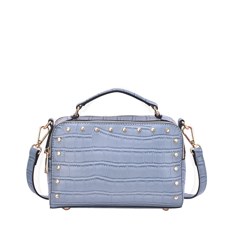 Keystone Croc Satchel / Crossbody - Mellow World