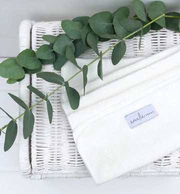 Reusable Bamboo Baby Wipes (10 Wipes)