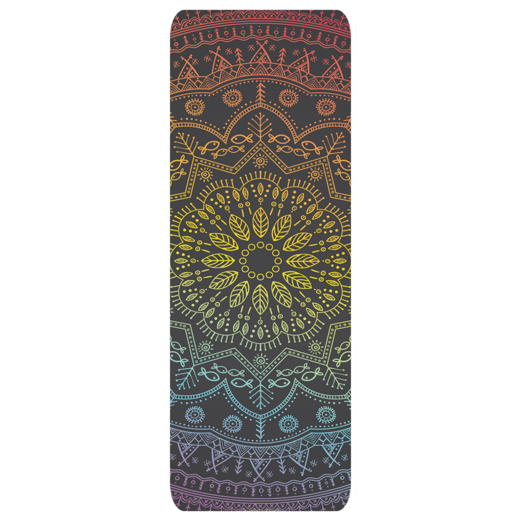unique custom Yoga Mats