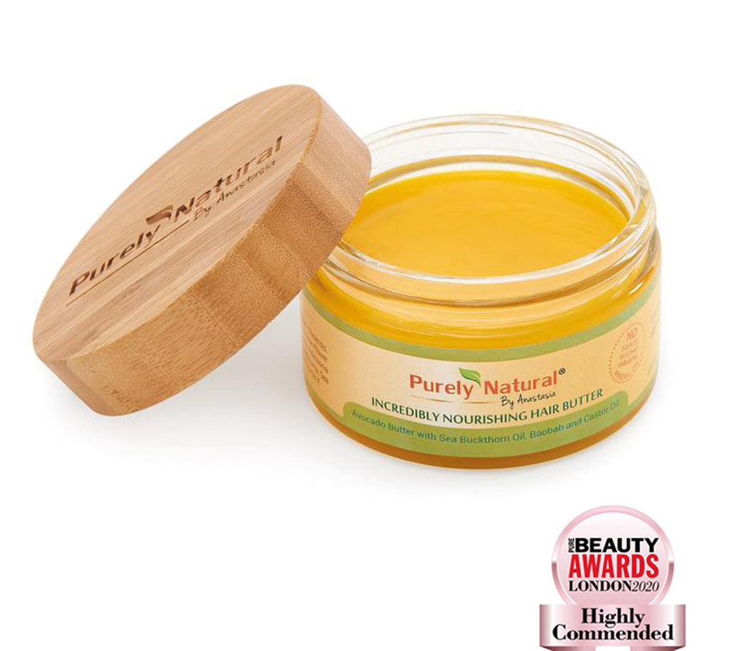 Nourishing Avocado Hair Butter from Purely Natural by Anastasia