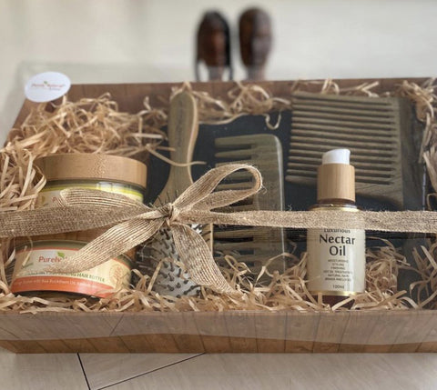 PURELY NATURAL BY ANASTASIA BESPOKE HAMPER (LARGE)