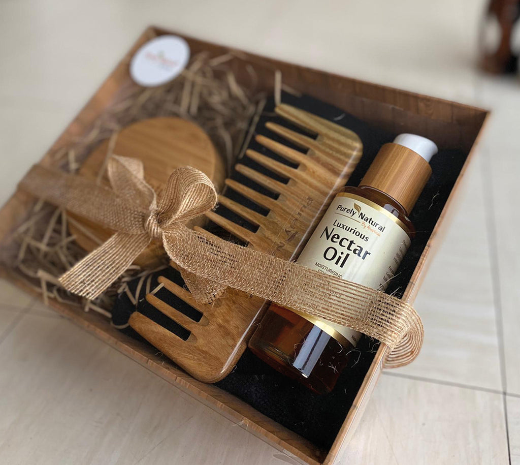 PURELY NATURAL BY ANASTASIA BESPOKE HAMPER (SMALL)