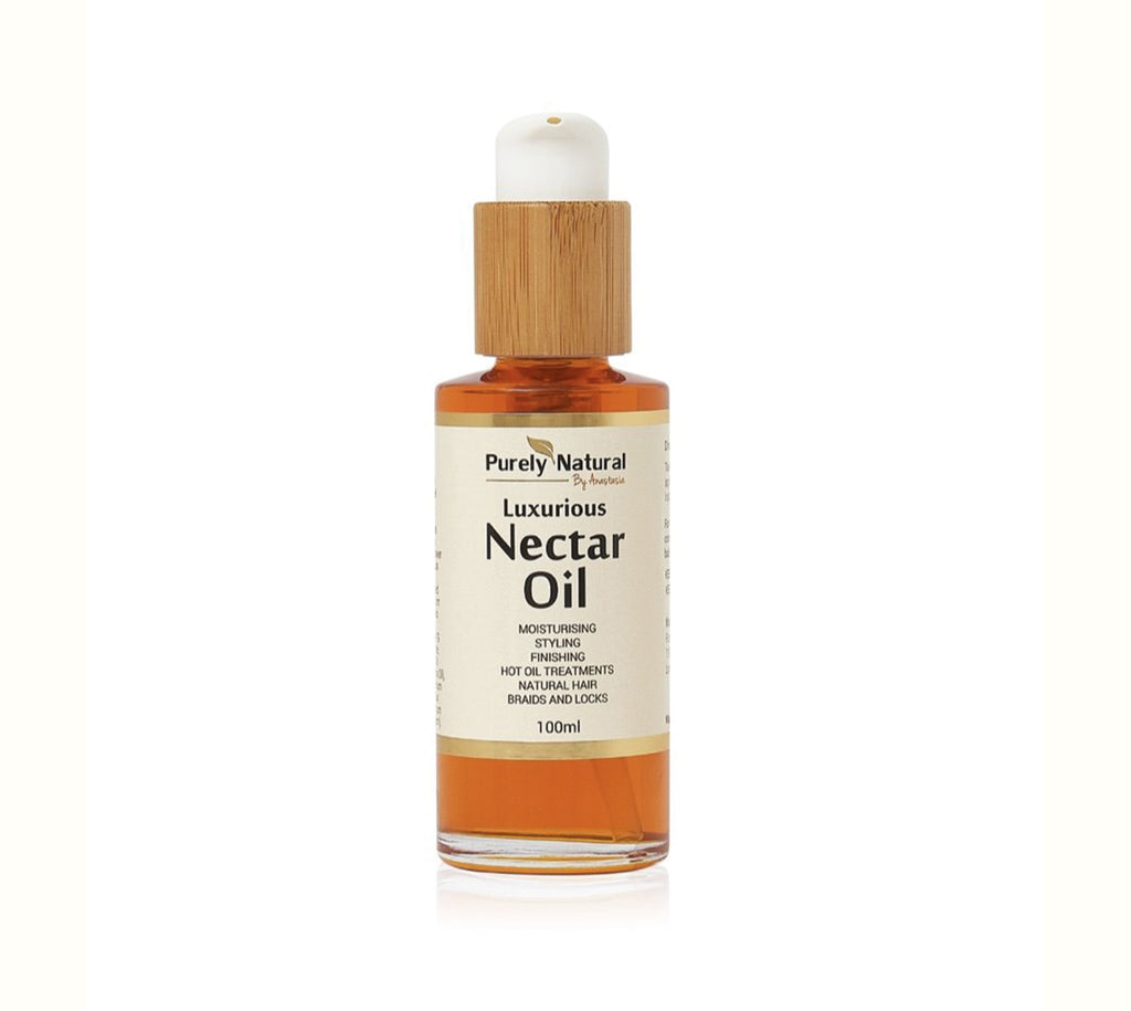 Luxurious Nectar Hair Oil from Purely Natural By Anastasia