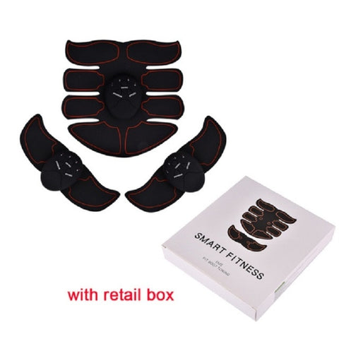 EMS Muscle Stimulator for Abs, Arms and Legs.