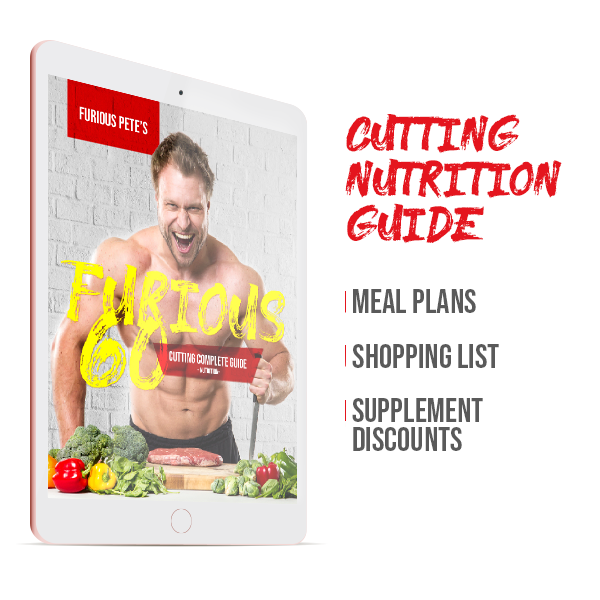 Cutting Nutrition Guide