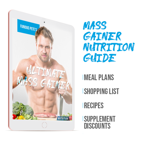 MASS Gainer Nutrition Guide