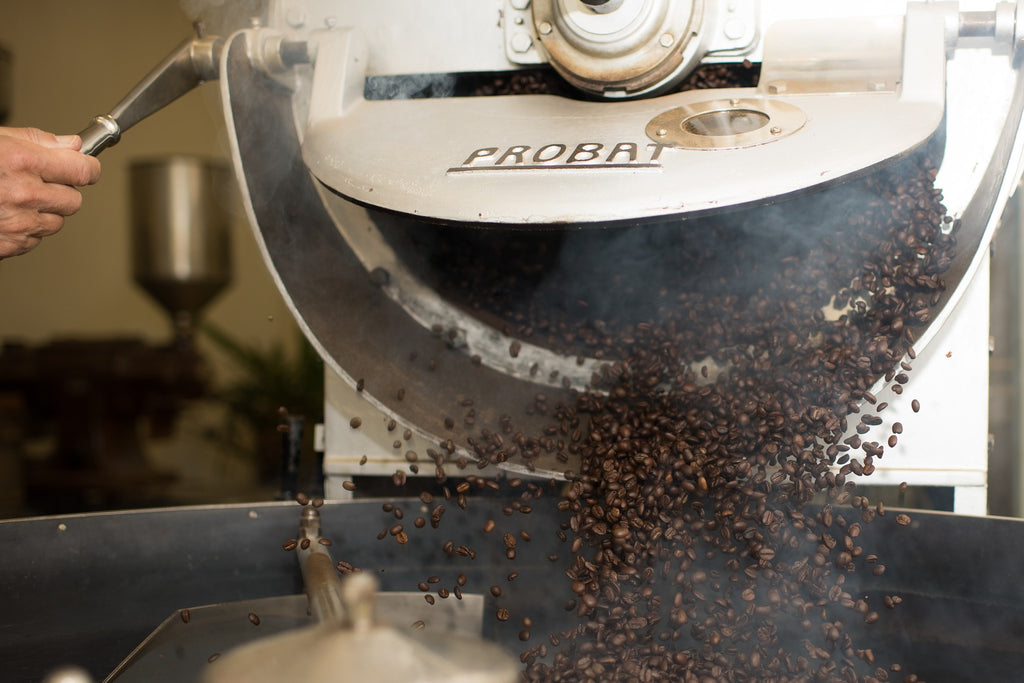 How is Coffee Roasted?