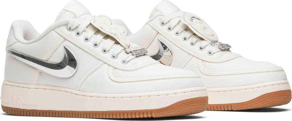 9489b863ed5 Air Force 1 Low Travis Scott Sail