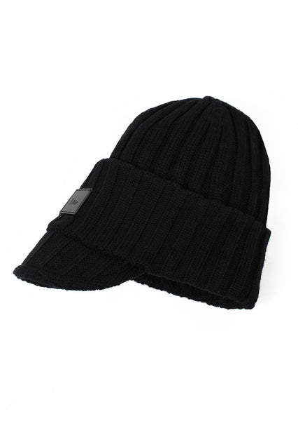 1a7ce67ae48 Dior Homme Black Wool Knit Hat