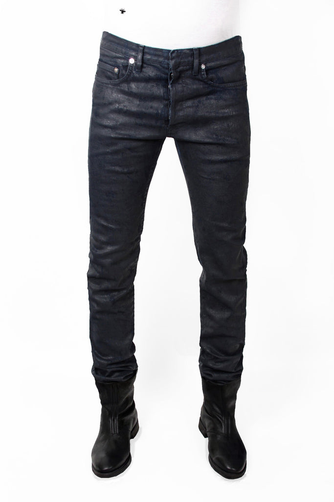 dior homme waxed jeans coco96. Black Bedroom Furniture Sets. Home Design Ideas