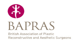British Association of Plastic, Reconstructive and Aesthetic Surgeons (BAPRAS) Logo