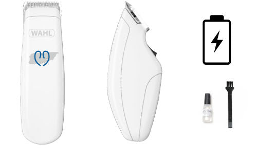 Wahl Pocket Pro Portable EarBuddies Shaver for Baby Hair
