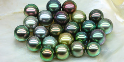 The Exotic Tahitian Pearl