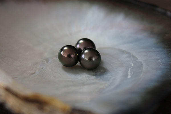 Cultured Fine Tahitian Pearls