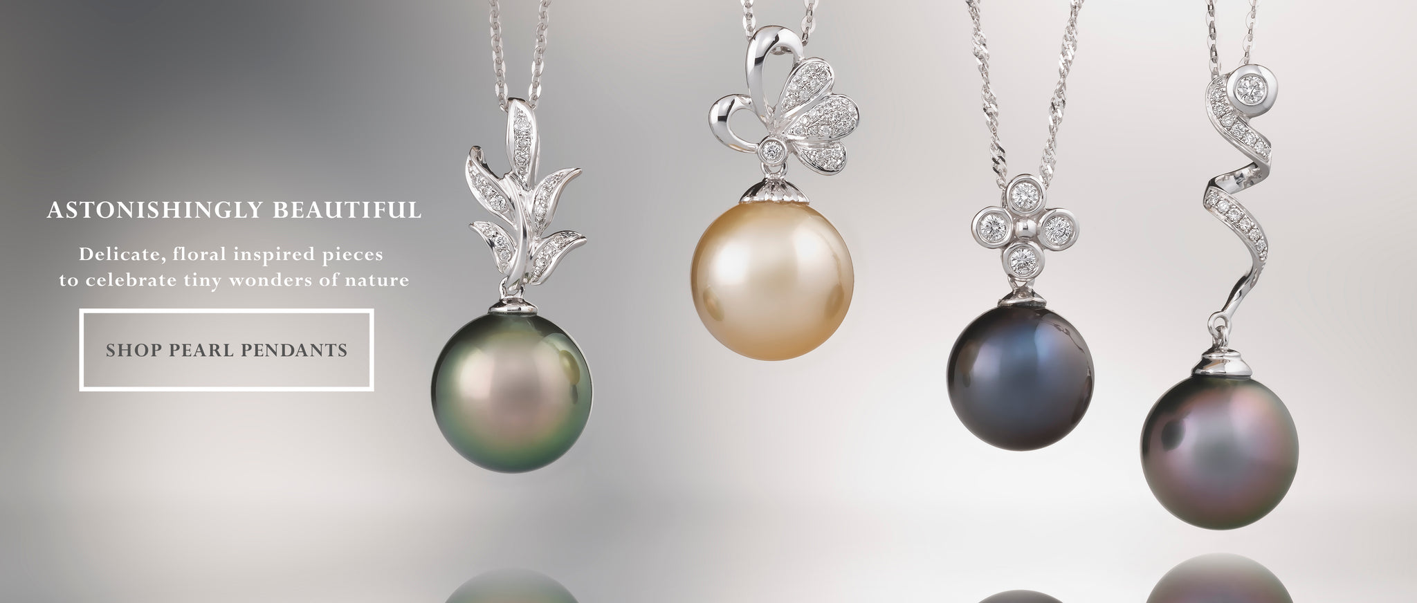 Luxury Pearl Pendants