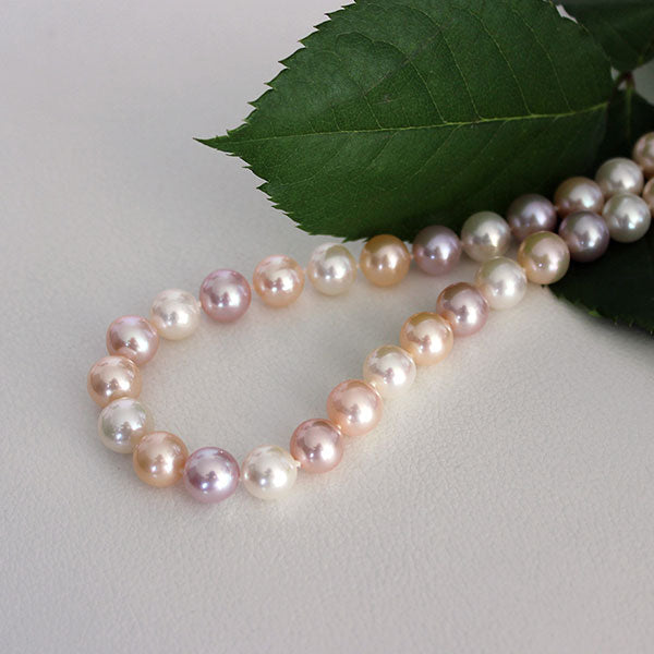 Multicoloured Freshwater Pearls