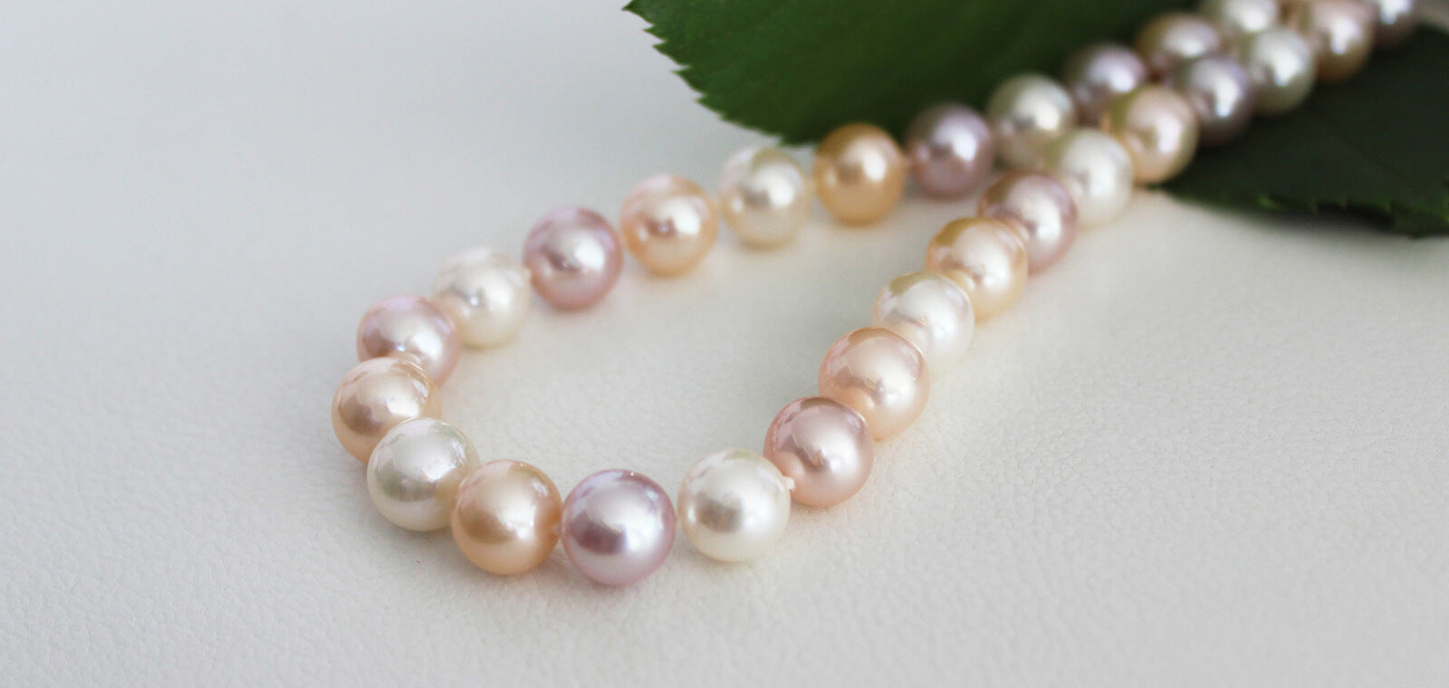 Multicoloured Freshwater Pearl Necklace
