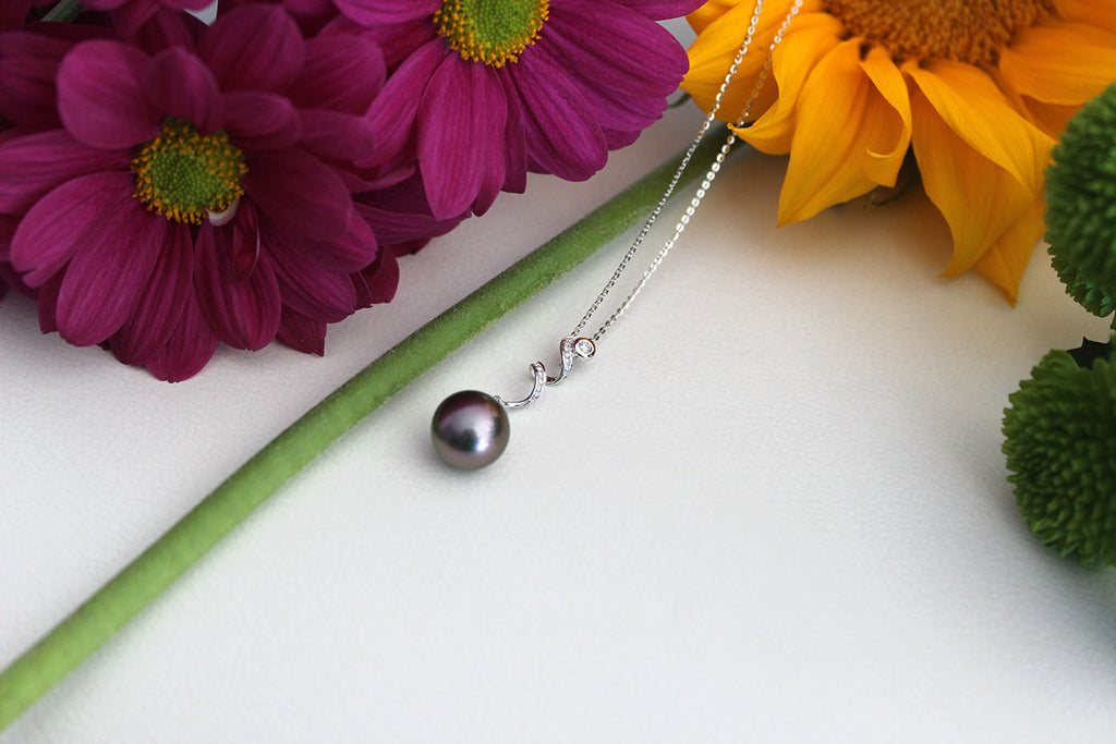 Tahitian Pearl Diamond Fine Jewellery