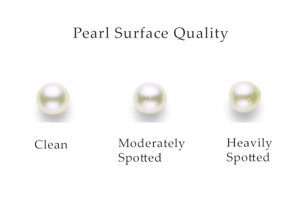 Pearl Surface Quality