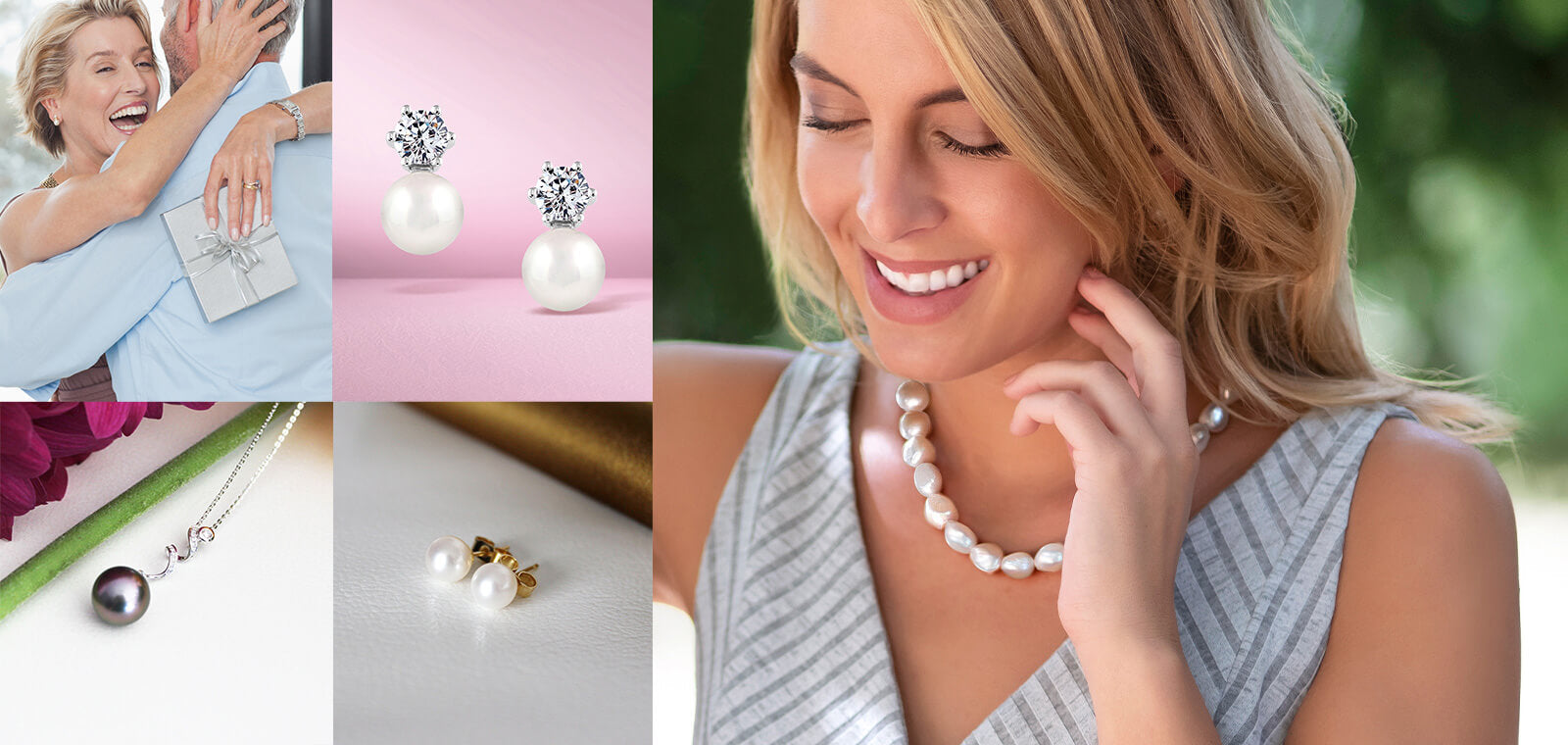 Special Birthday Gift Ideas For Her Pearl Jewellery