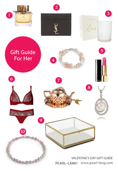 Valentine's Day Gifts Guide For Her