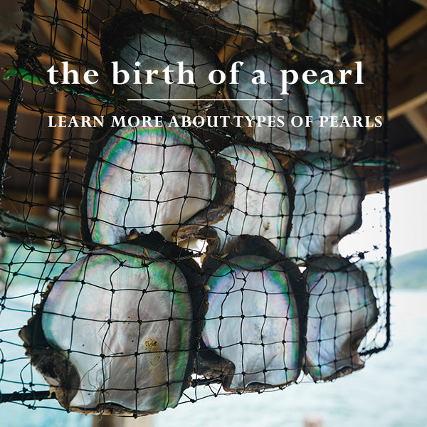 Birth of a Pearl