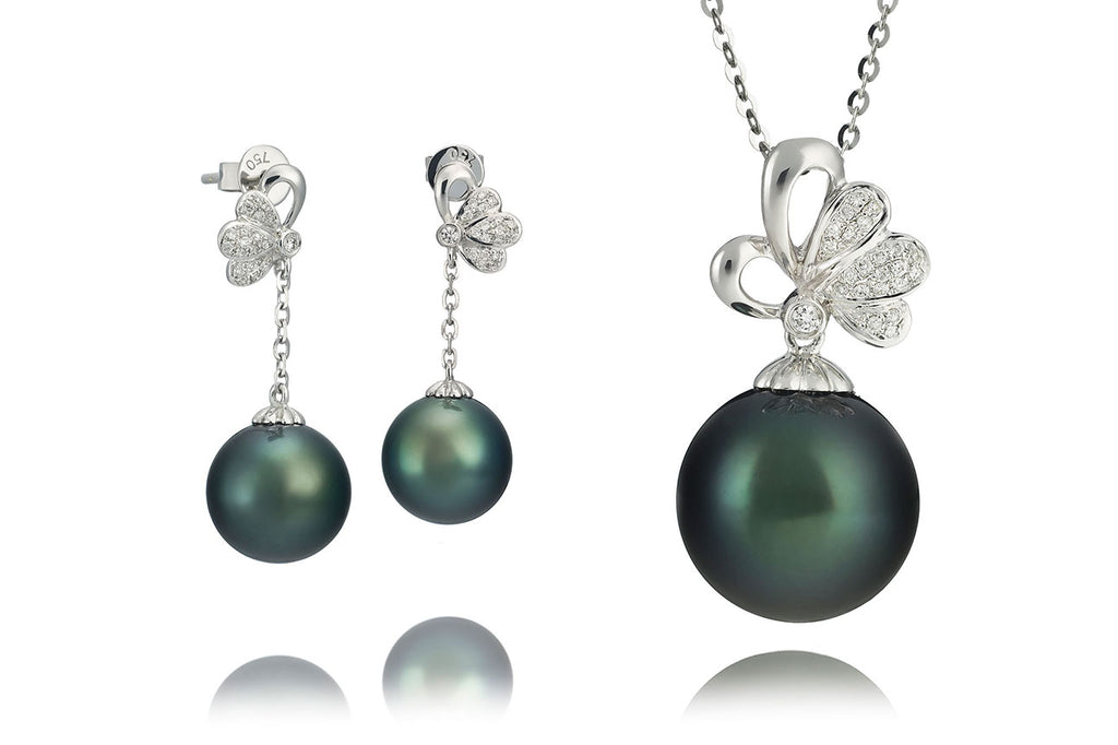 Pearl anniversary gifts and jewellery pearl lang