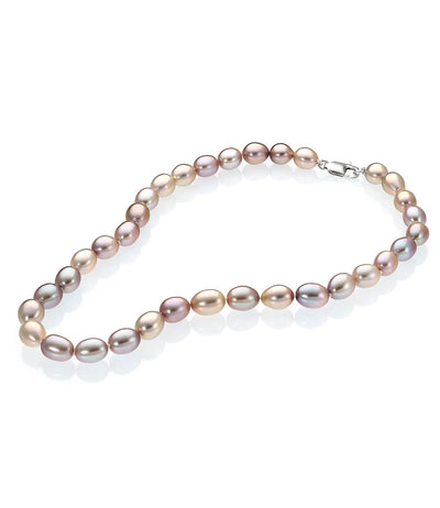 Muse Oval Pearl Strand