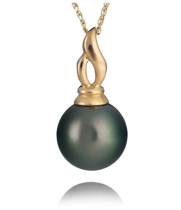 Muse Tahitian Pearl Pendant Necklace