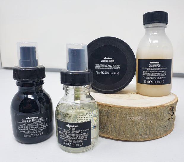 Davines Oi - Travel Size Hair Collection