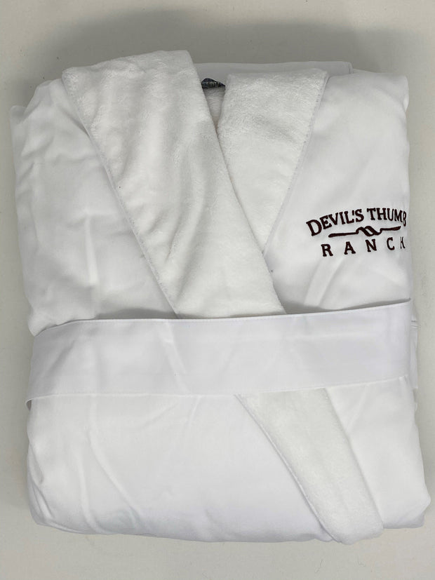 Devil's Thumb Ranch Guest Robe
