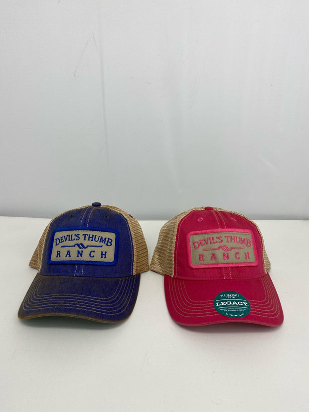 Youth Ranch Hat