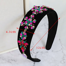 Load image into Gallery viewer, Rhinestone Hairband
