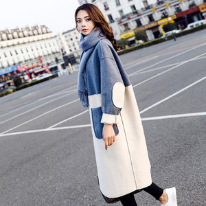 Wool Autumn Coat