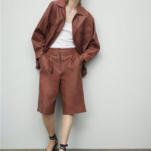 Load image into Gallery viewer, The Short Pant Suit