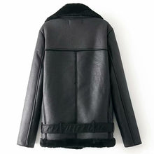 Load image into Gallery viewer, Faux Thick Velvet Jacket 2020 Bomber Jacket