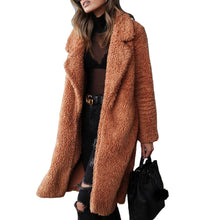 Load image into Gallery viewer, Teddy Bear Coat